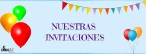 Nuestras invitaciones