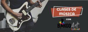 Banner clases de música