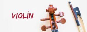 banner violín