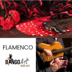 flamenco triptico